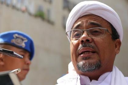 FPI: Agenda Dakwah Habib Rizieq di Arab Saudi Cukup Padat