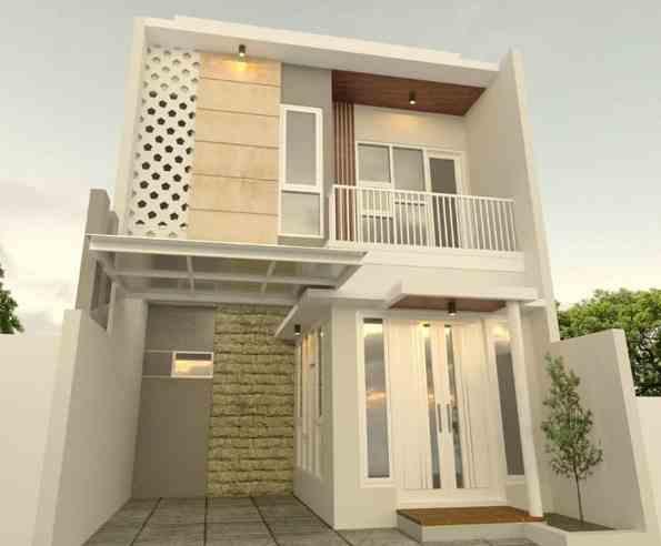 Desain Model Varian Dan Bentuk Rumah Minimalis Interior Eksterior Rumah Minimalis