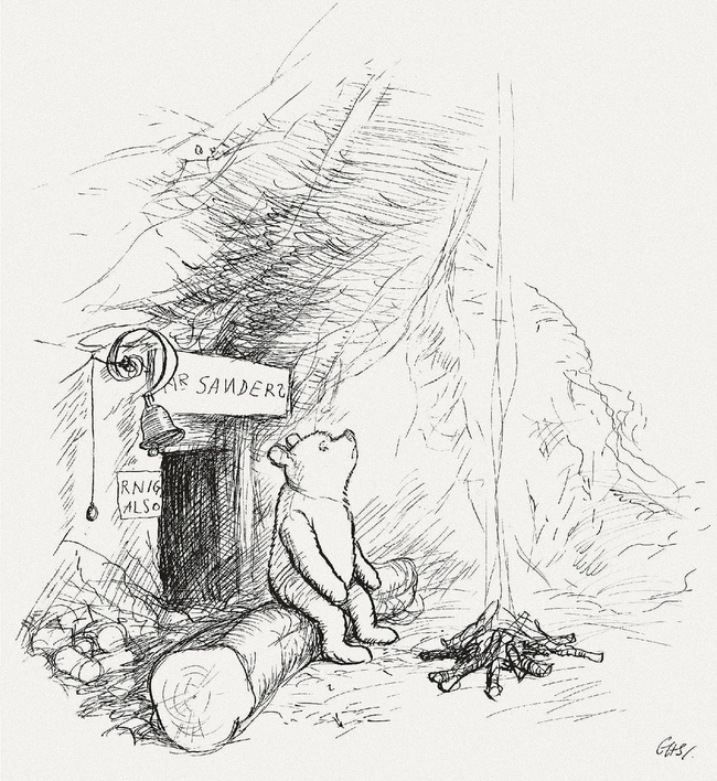 "15 Incredibly Wise Truths We Learned From Winnie The Pooh - ""Rivers know this: there is no hurry. We shall get there some day."""