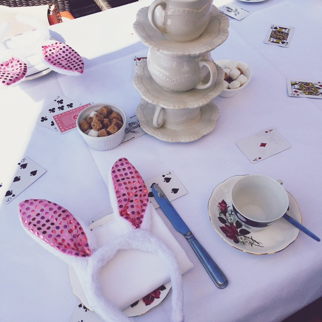 Mad hatters tea party - Hallmark hotel Hull
