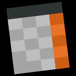 Preview of Mac calculator folder icon