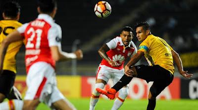 Santa Fe vs Deportivo Táchira