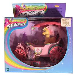 My Little Pony Baby Fleur Wedding Carriage G2 Pony