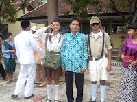 Baju Petani Jaman Dulu