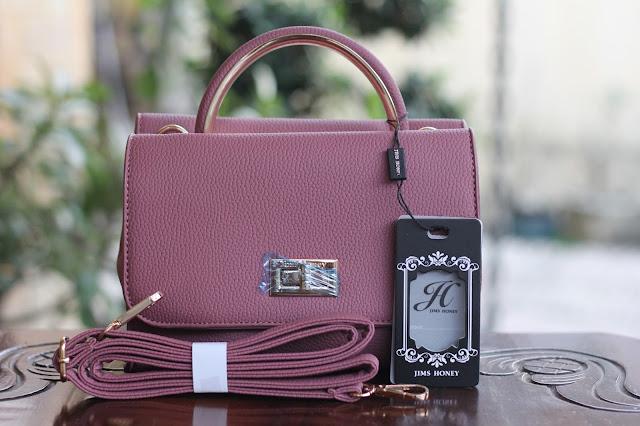 Jims Honey Lily Bag Pink