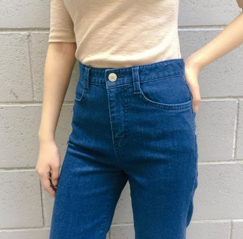 Basic Wide Leg Jeans