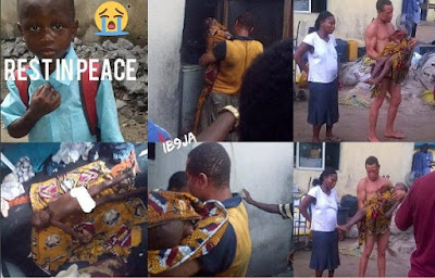 Man beats his 6 year-old son to death in Port Harcourt