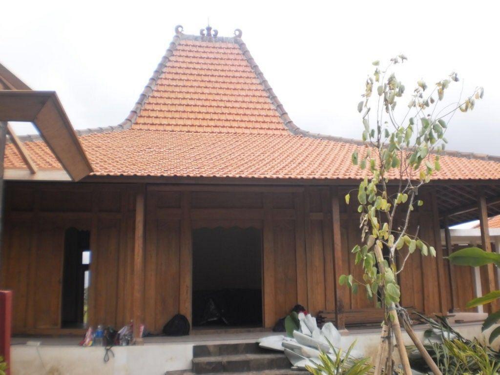 Desain Rumah Kayu Limasan Banyak Disukai