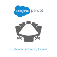 Tigh Loughhead on Pardot Customer Advisory Board