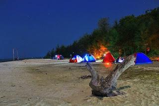 camping pulau panjang