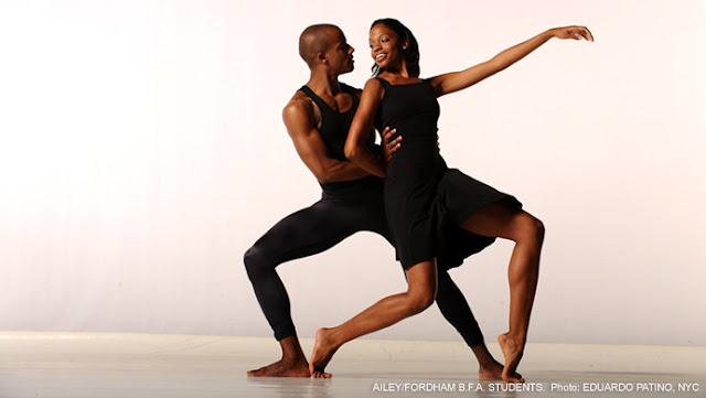 ALVIN AILEY FORDHAM BFA STUDENTS