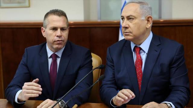 Palestina pide enjuiciar a 'criminal' y 'asesino' ministro israelí