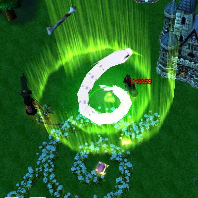 naruto castle defense 6.0  Evil snake-ridden