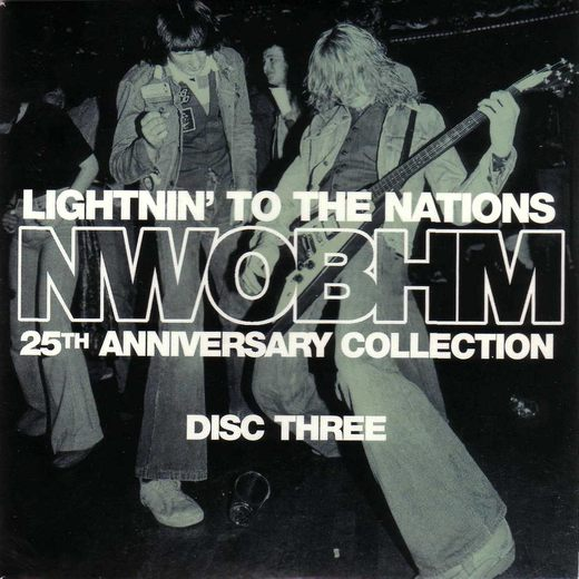 VA - Lightning To The Nations; NWOBHM 25th Anniversary Collection (CD 3) full