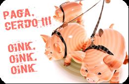 Cerdos esclavos financieros