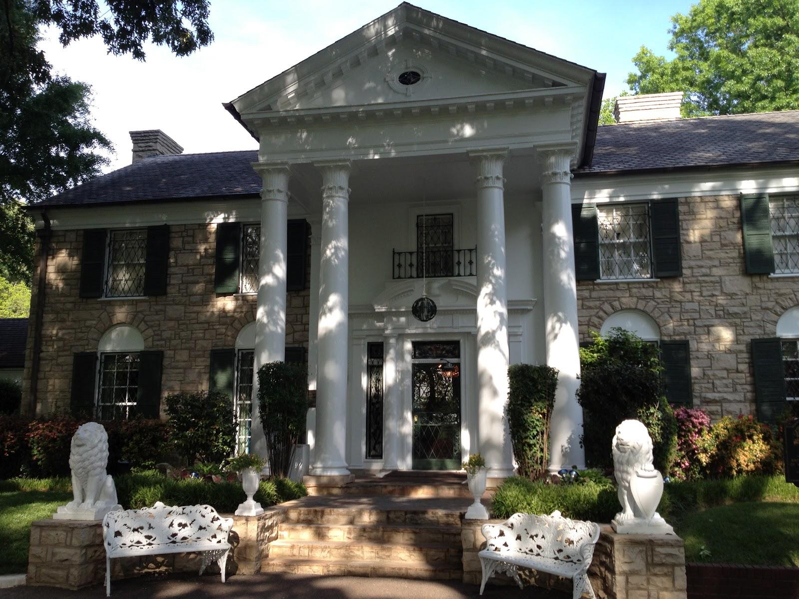 Cozy Home Office Lovelightleadsme Graceland Memphis Tennessee