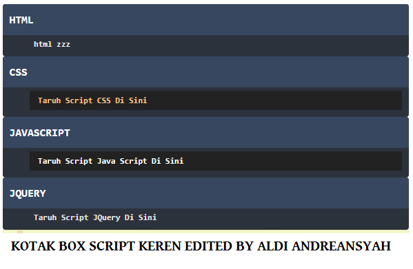 box script blog