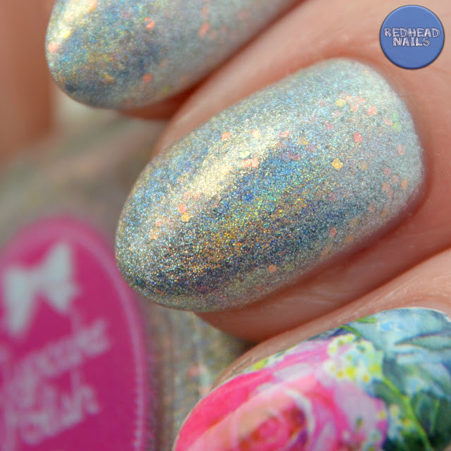 Swatch Cupcake Polish Oh Ship