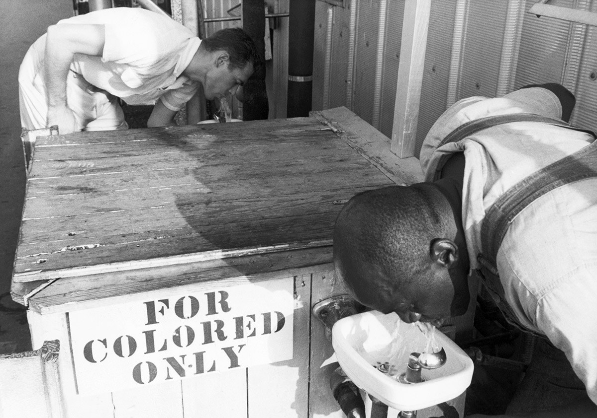 20 Disturbing Pictures That Show What Life in the U.S Looked Like Under Jim Crow Laws