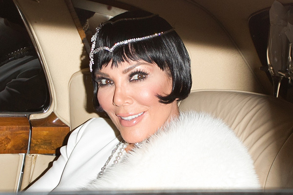 Kris Jenner celebrated its 60th anniversary