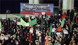 Pro-Gov't Rallies iran