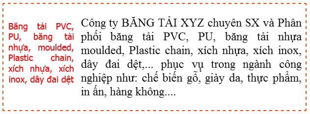 băng tải PVC, PU, băng tải nhựa moulded, Plastic chain, xích nhựa, xích inox, dây đai dệt