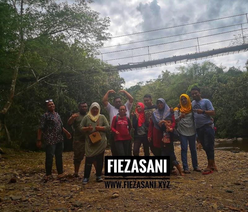 Kota Kinabalu Kami Terjah Part 6 - Fish Spa, Sabah Tea Farm dan Bunnies Garden