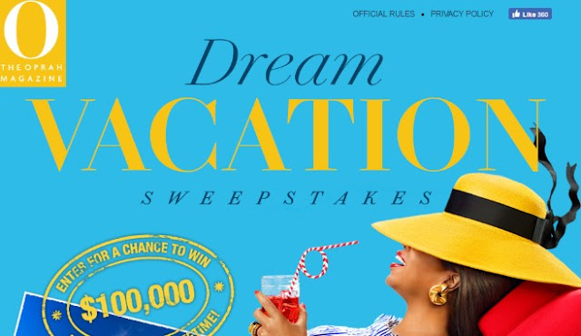 $100,000 CASH SPECTACULAR SWEEPSTAKES