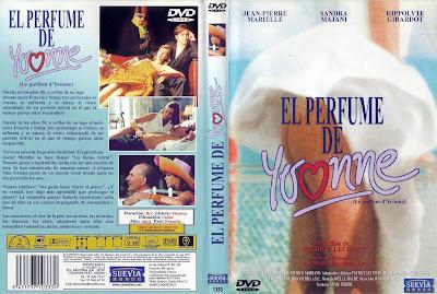Cover, dvd, carátula: El perfume de Yvonne | 1994 | Le parfum d'Yvonne