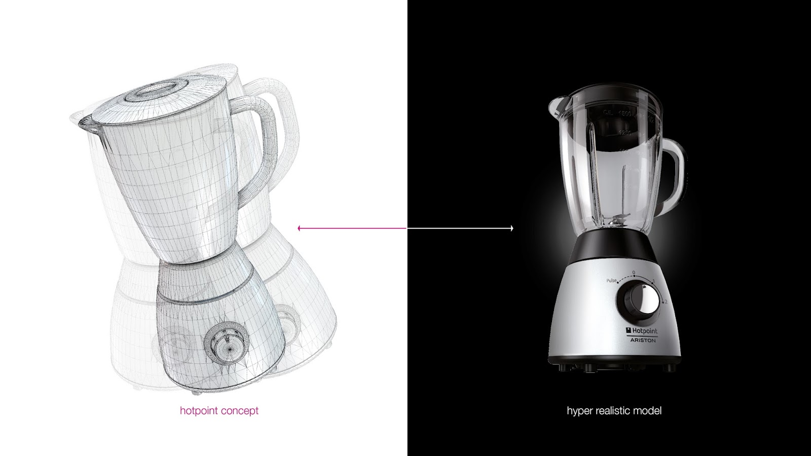 Hotpoint Ariston Small Kitchen Appliances on Packaging of the World ...