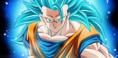 imágenes de Goku super sayayin , 2 ,3 ,4 ,5 blue, Dios