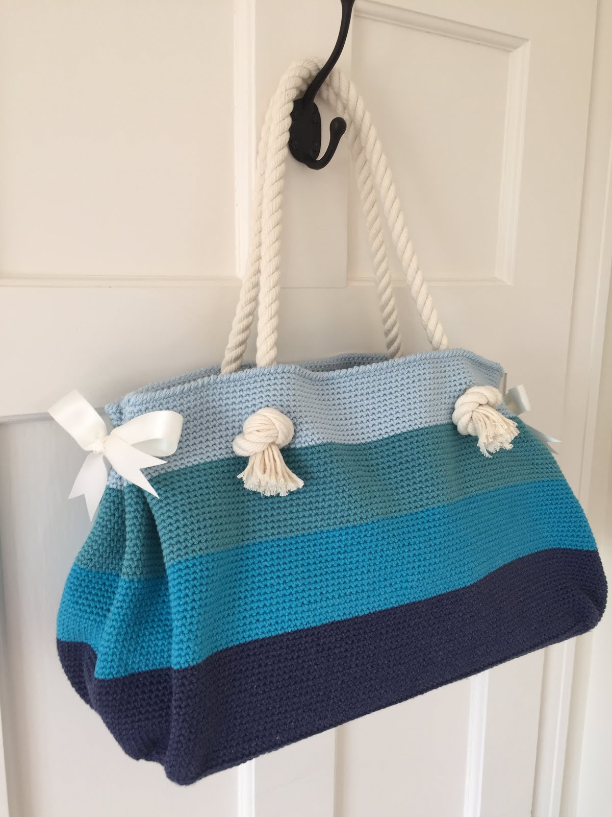 Slouchy Beach Bag