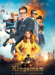 Download Filme Kingsman O Círculo Dourado Dublado 2017