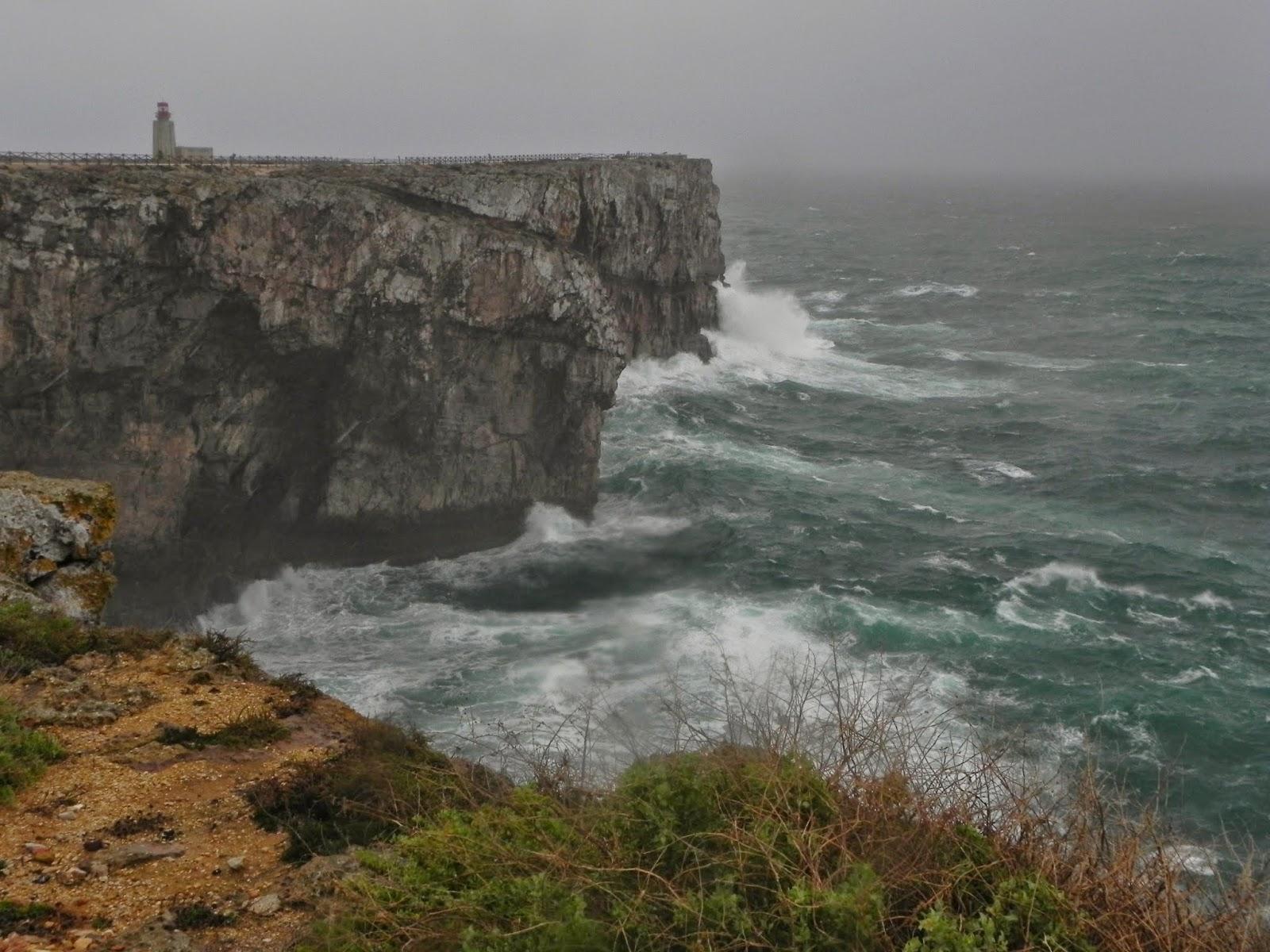 höchste klippe europa