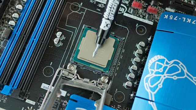 How to make thermal paste at home