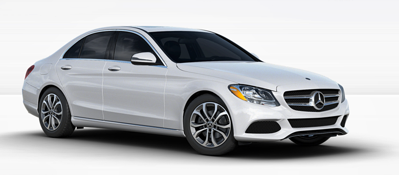 2018 Mercedes-Benz C300 Sedan Price