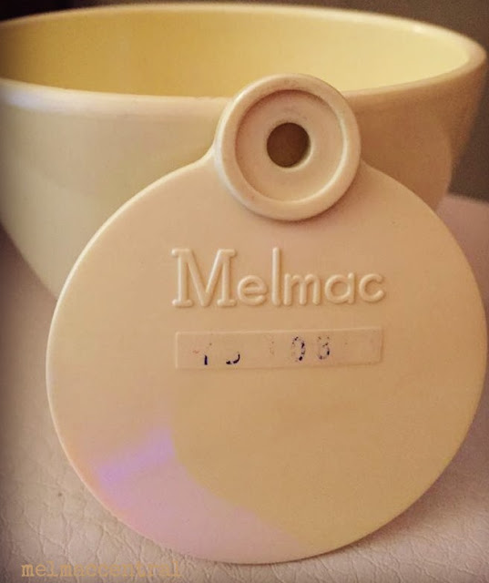 Yellow Meladur Color Sample