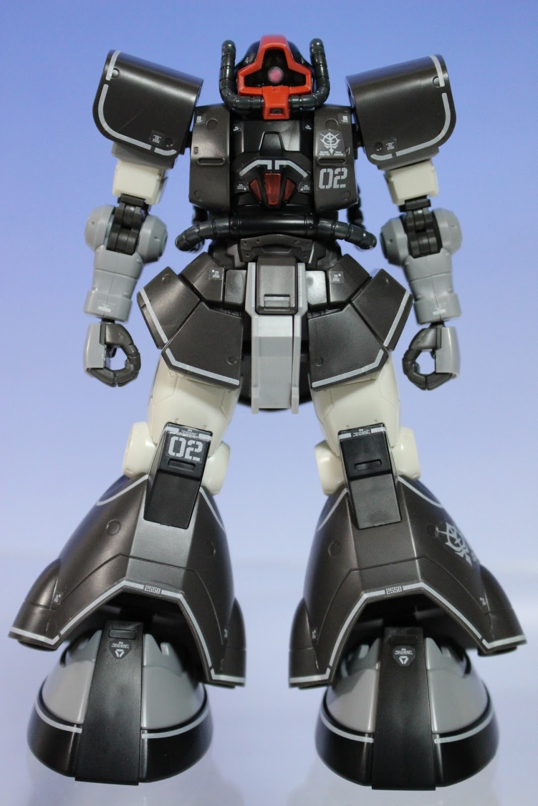 robot toy magazine gundam the origin dom test type lots of new