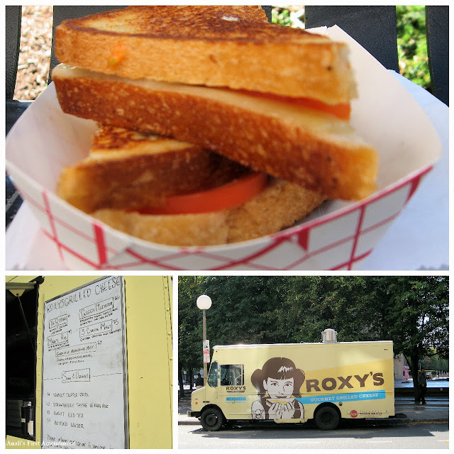 Roxy S Grilled Cheese Food Truck