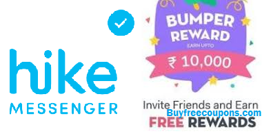 hike refer and earn offer