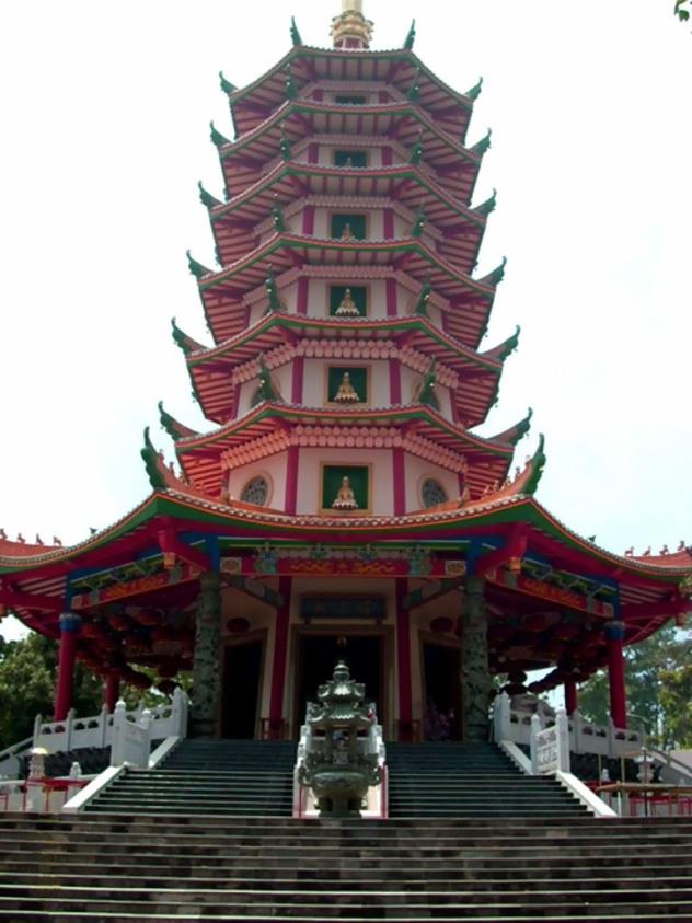 Vihara dan Pagoda Watugong  Semarang  Catatan Harian Keong