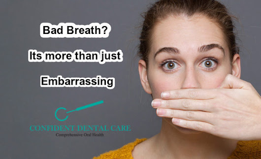 What Causes Bad Odors And Breath Breath?