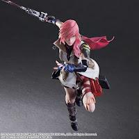 "Galería fotográfica de Play Arts Kai Lightning de ""Dissidia Final Fantasy"" - Square Enix"
