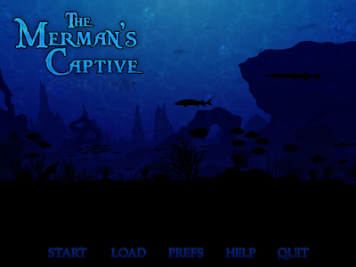 Visual Novel Review Merman's Captive
