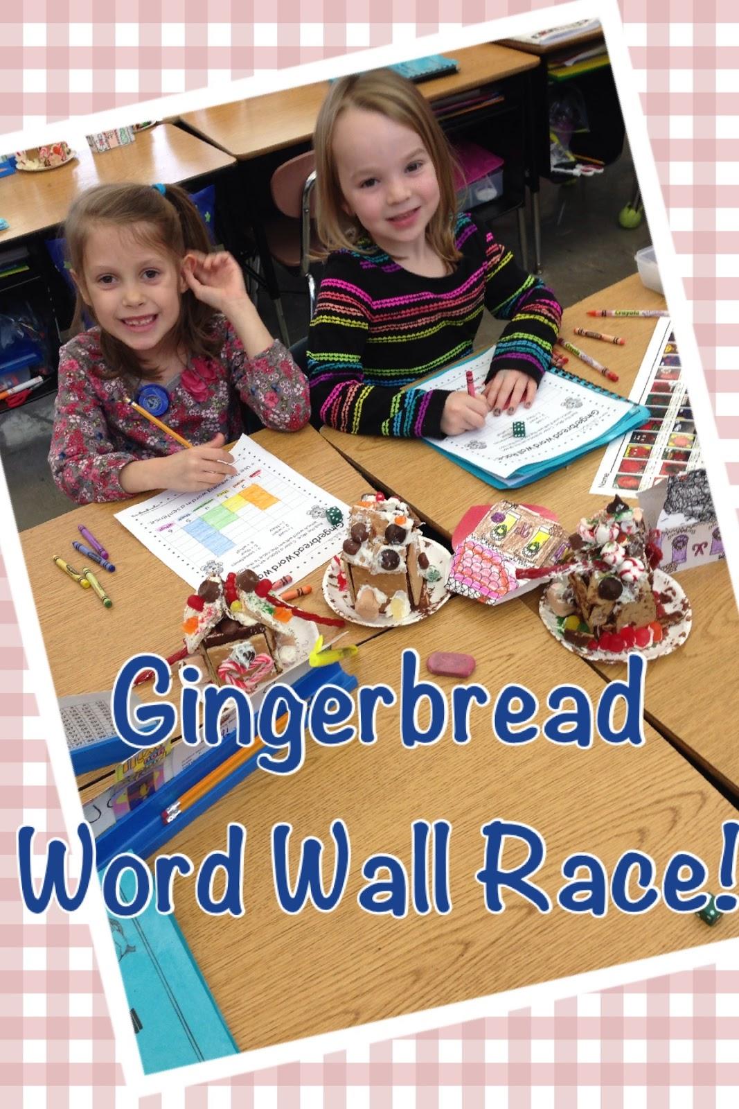 Mrs Brinkman S Blog Gingerbread Activities