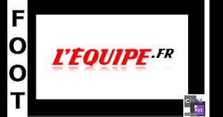 Foot les dernières news par L'Equipe.fr