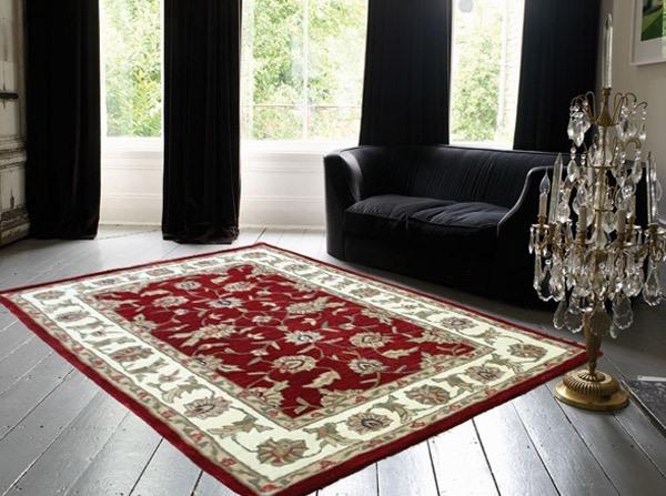 Karpet klasik minimalis