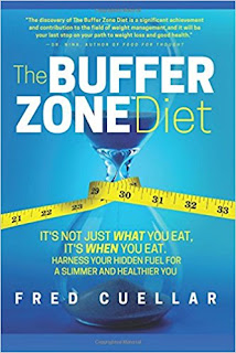 the buffer zone diet cover'