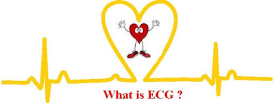 ECG information in Hindi