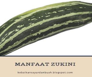 efek samping dari mengonsumsi zukini